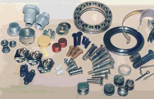 Spare Parts & Equipment